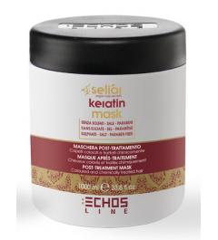 Maschera post-trattamento per capelli colorati e trattati 1000 ML EchosLine