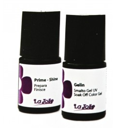 Smalto Gel UV La Jolie 12 colori