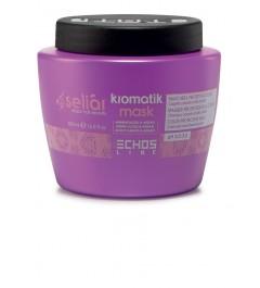 Maschera capelli Echosline Kromatik a base di Amminoacidi 500 ml