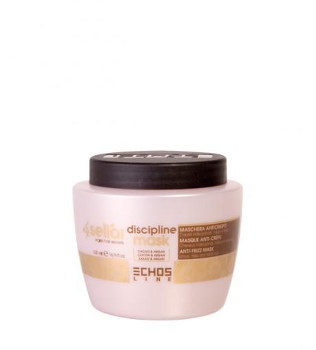 Maschera capelli professionale DISCIPLINE SELIAR cacao e argan 500 ml