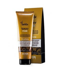 Mask 15 actions Instant Hydration 300ml Seliar Luxury Echosline