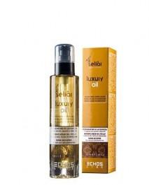 Olio Capelli Seliar Luxury Potenziatore di Lucentezza per capelli secchi, opachi e disidratati 100 ml