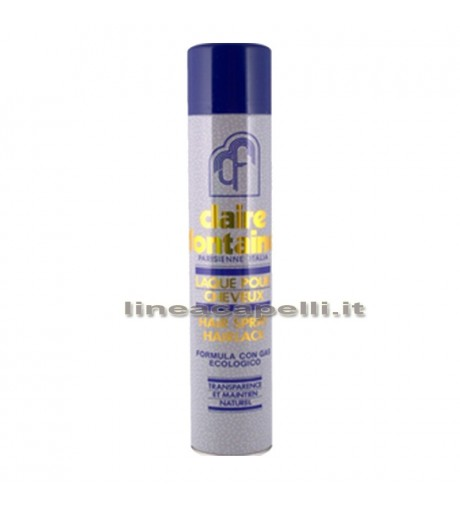 Ecological Hairspray 500ml Claire Fontaine