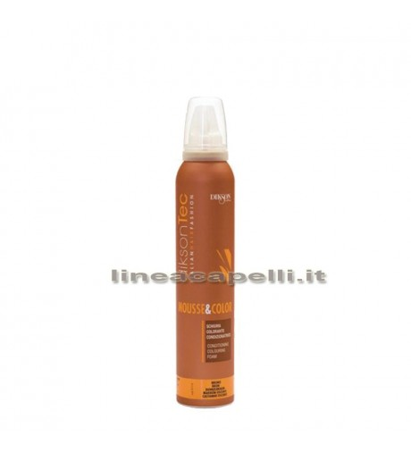 Mousse e Color Nero 200ml DiksonTec