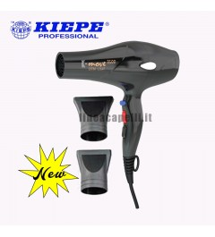 Hair dryer professional hairdryer extra light and quiet 1800/2000 Wat