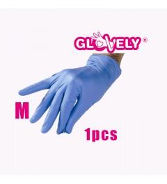 Guanti in nitrile - Misura S - 9 confezioni da 100pz Glovely