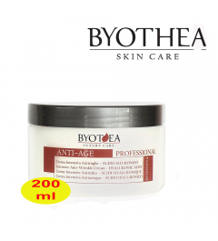 Intensive Anti-Wrinkle Face Cream with Hyaluronic Acid 200ml Byothea