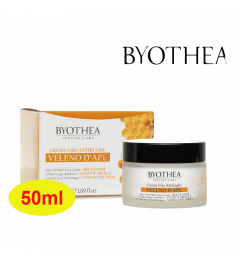 Anti-wrinkle face cream with 50ml Byothea poison