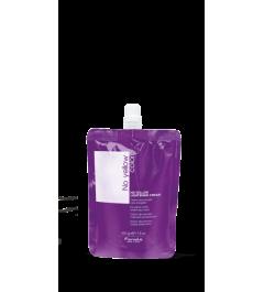 Creme anti-amarelo púrpura para depilação Sem cor amarela 500gr Fanola
