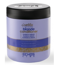 Conditioner per capelli biondi con meches Seliar Blonde 1000 ml