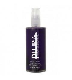 Cristalli liquidi per capelli ai semi di lino antigiallo anti-age 100 ml Plura