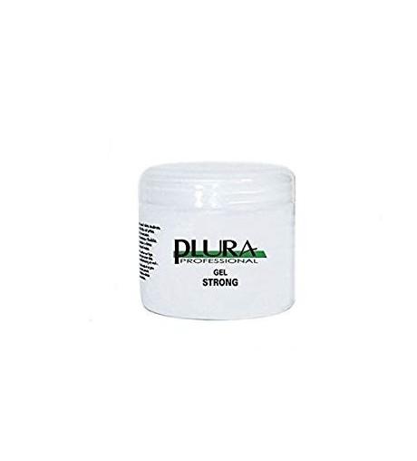 gel strong capelli vaso 500ml Plura
