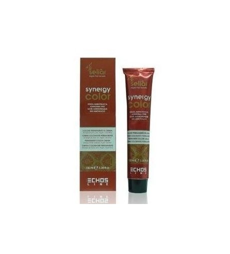 Crema colore tinta tintura per capelli synergy color SELIAR 100 ml