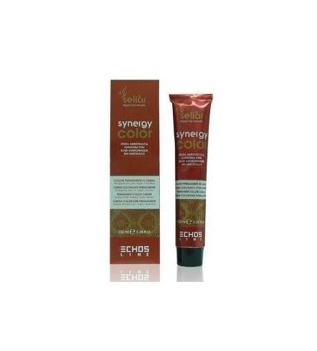 Crema colore tinta tintura per capelli synergy color SELIAR 100 ml
