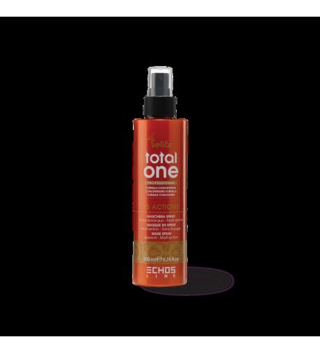 Maschera Spray per Capelli Seliar Total One 200 ml