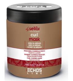 Maschera per capelli Controllo Ricci Echos Line Seliar Curl 1000 ml