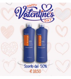 Kit antiarancio - Shampoo + Maschera 1000ml No Orange