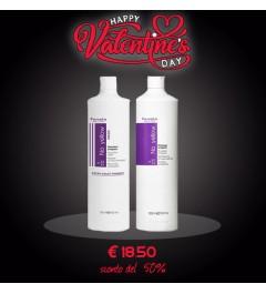 Kit antigiallo- Shampoo e Maschera 1000ml No Yellow Fanola