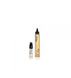 Crema base 10x5ml + Concetrato nutriente 100ml capelli secchi o dannegiati - Elgon